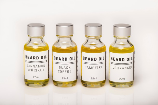 Michael Reid Beard Oil enterprise australian bush