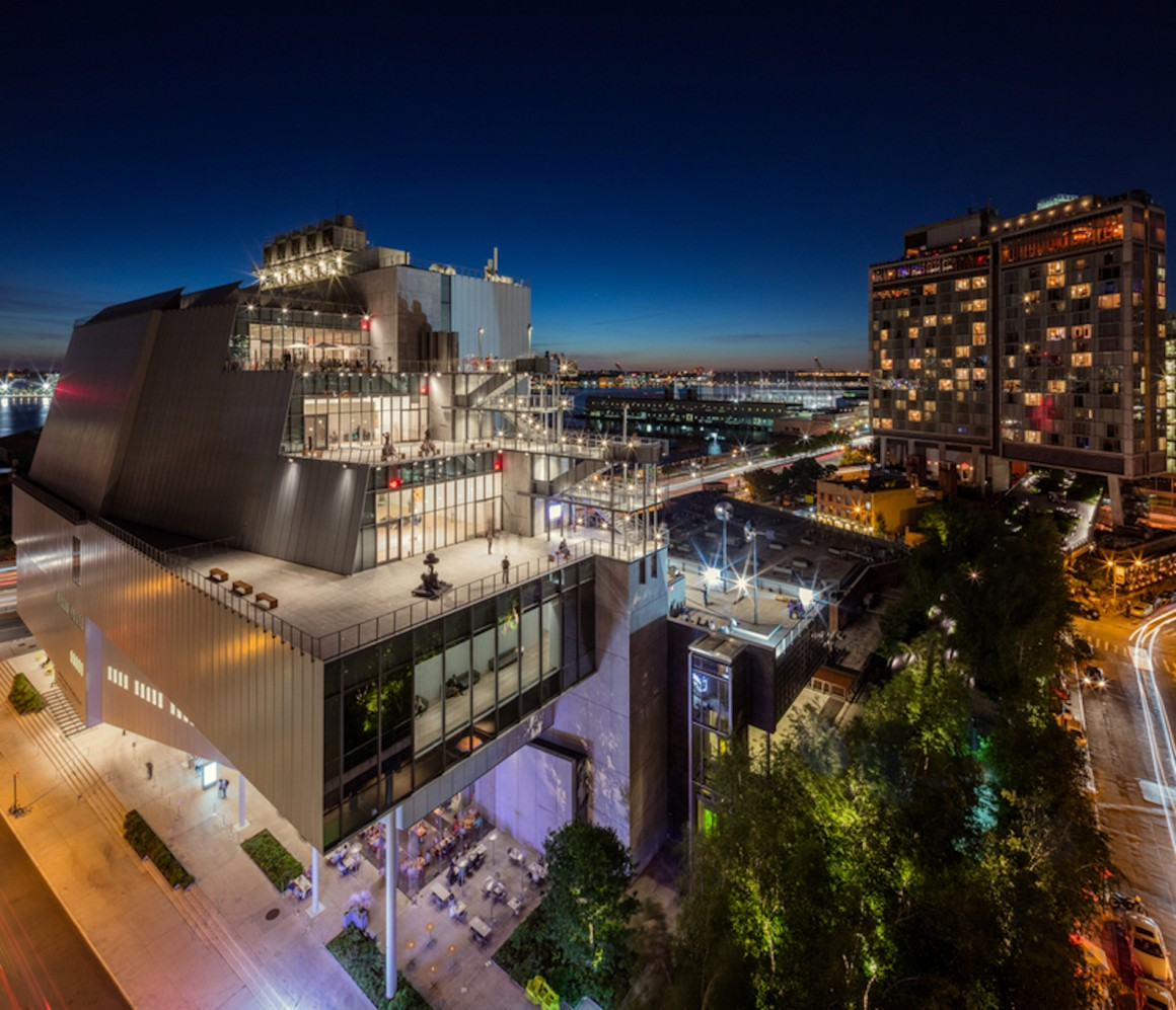 whitney museum new york city ben gancsos_