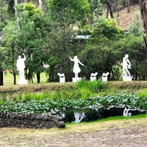 dos sculpture park lorne great ocean road southern victoria australia jo todd artist