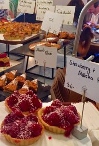 Grain store melbourne pastries and tarts flinders lane photo alan deans