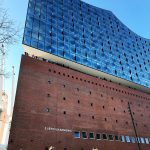 elbphilharmonie exterior architecture hafencity hamburg photo susan skelly