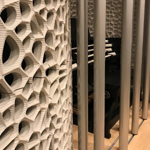 gypsum fibre acoustic panels elbphiharmonie grand concert hall photo susan skelly2