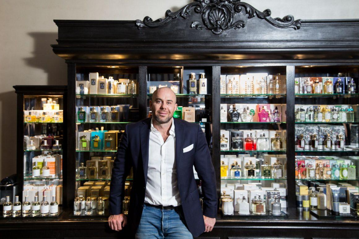 nick smart agence de parfum sydney distributor niche perfume