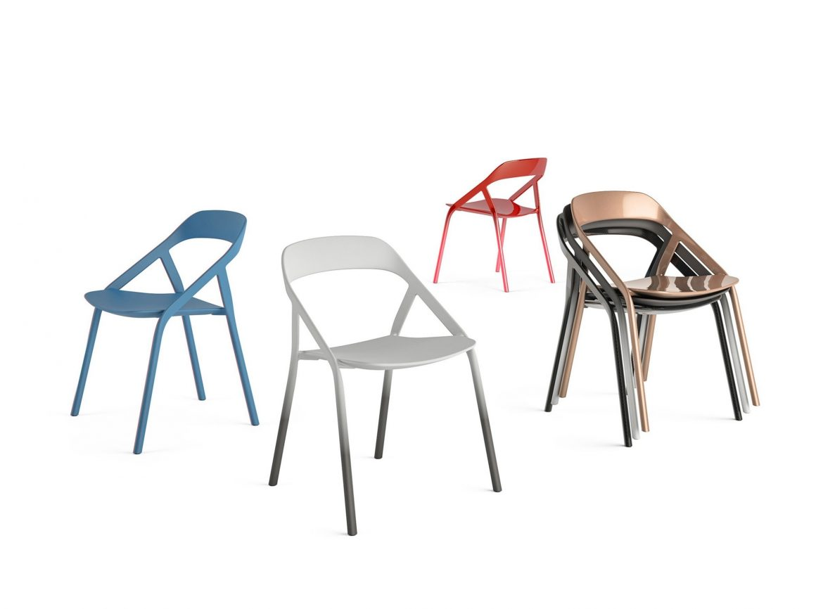 LessThanFive chair michael young iF Design Awards Munich 2017