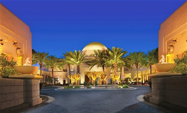 One And Only Royal Mirage Resort Exterior And Landscape Entrance at the Palace-seven nomads danie de jager