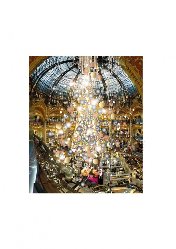 Shopping In Paris Galeries Lafayette Iconic Department Store