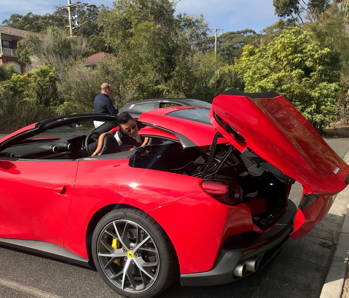 Ferrari Porto: What's Hot About The New Ferrari
